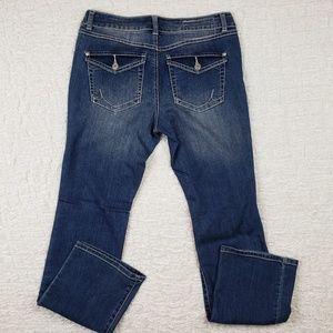 Inc Denim Boot Leg Jeans